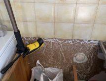Ανίχνευση τερμιτών με το Termatrac T3i – χωμάτινοι αγωγοί υπόγειων τερμιτών
