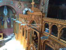 Αεροστεγής κάλυψη πολυαιλέων και άλλων μεταλλικών στοιχείων σε ναό
