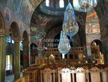 Αεροστεγής κάλυψη πολυαιλέων σε ναό