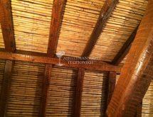 Σαράκι σε ξύλινη οροφή