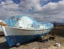 Κάλυψη σκάφους για υποκαπνισμό