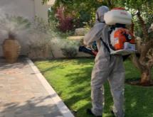 Απεντόμωση για κουνούπια με ψυχρή εκνέφωση