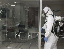 Απολύμανση με ψυχρή εκνέφωση για προληπτική μικροβιοκτονία